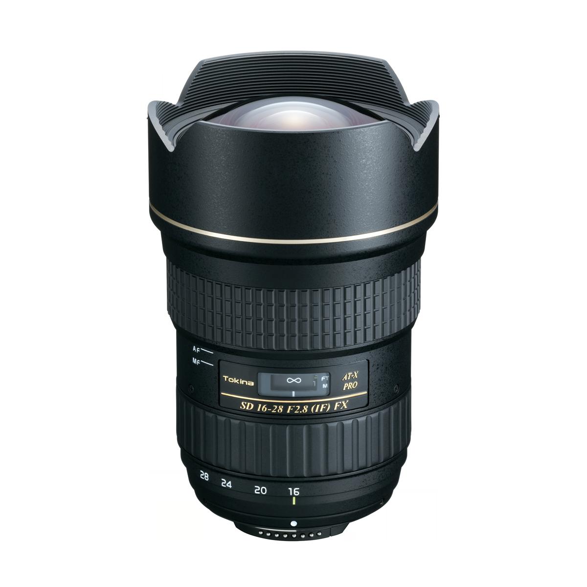 TOKINA - AT-X 16-28mm F2.8 FX monture Nikon - Objectif photo
