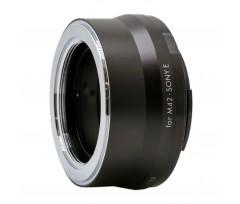 KENKO - Bague d'adaptation pour optiques en monture M42 vers Sony E-mount.