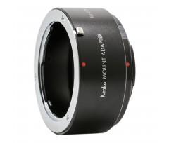 KENKO - Bague d'adaptation pour optiques en monture Contax vers Fujifilm X.