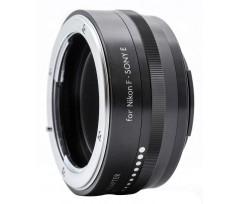 KENKO - Bague d'adaptation pour optiques en monture Nikon F vers Sony E-mount.
