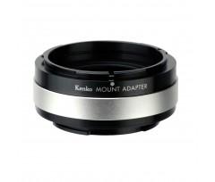 KENKO - Bague d'adaptation pour optiques en monture Canon FD vers Sony E-mount.