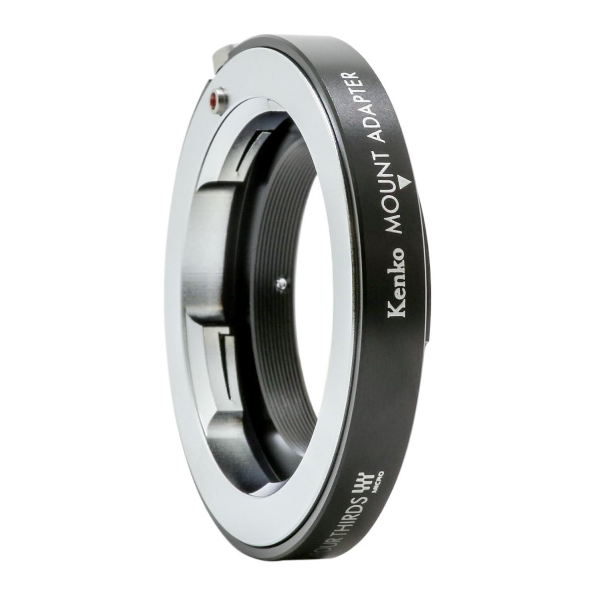 KENKO - Bague d'adaptation pour optiques en monture Leica M vers Micro 4/3.