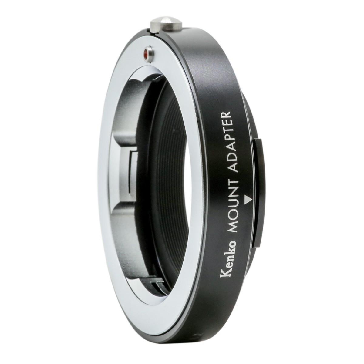 KENKO - Bague d'adaptation pour optiques en monture Leica M vers Fujifilm X.