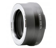 KENKO - Bague d'adaptation pour optiques en monture M42 vers Canon EOS-M.