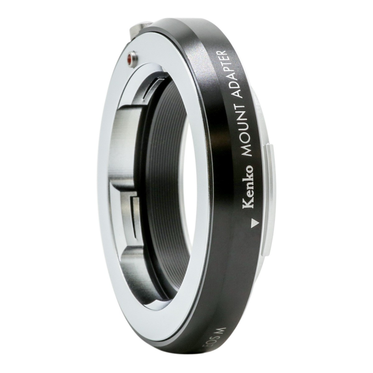 KENKO - Bague d'adaptation pour optiques en monture Leica M vers Canon EOS-M.
