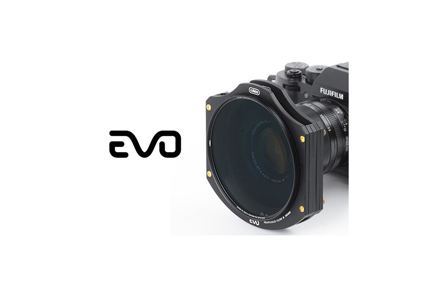 Introducing EVO, a modular filter-holder for demanding photographers