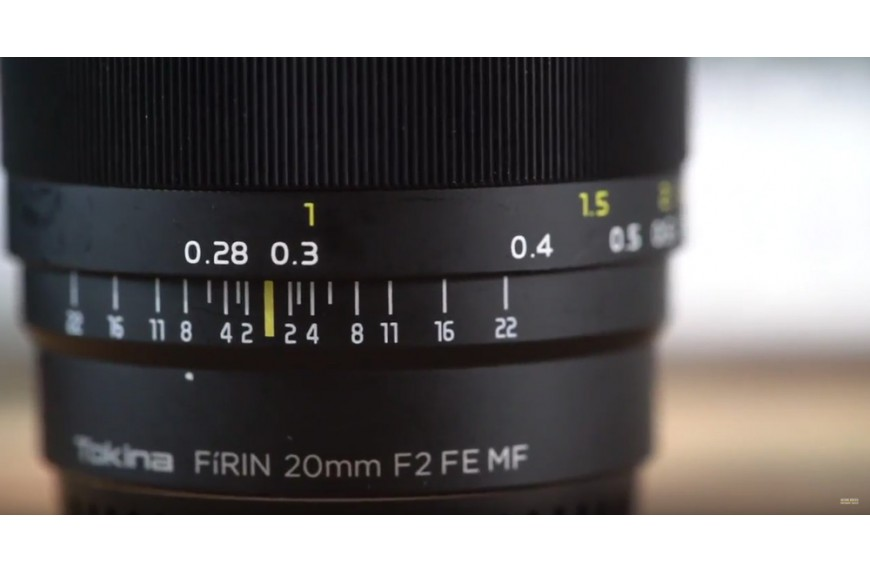 EVO, Nuances Extreme and Tokina Firin 20mm video review