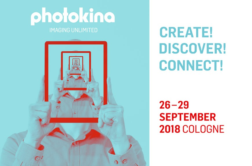 Photokina 2018 : come and visit us Hall 5.2 Booth E019
