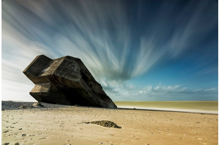 Using the Cokin Nuances Extreme filters for landscape photography in difficult environment